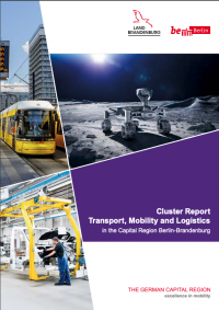 Cluster Report Transport, Mobility and Logistics 2017