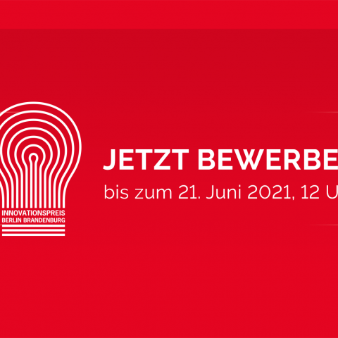 Innovationspreis Berlin Brandenburg Banner